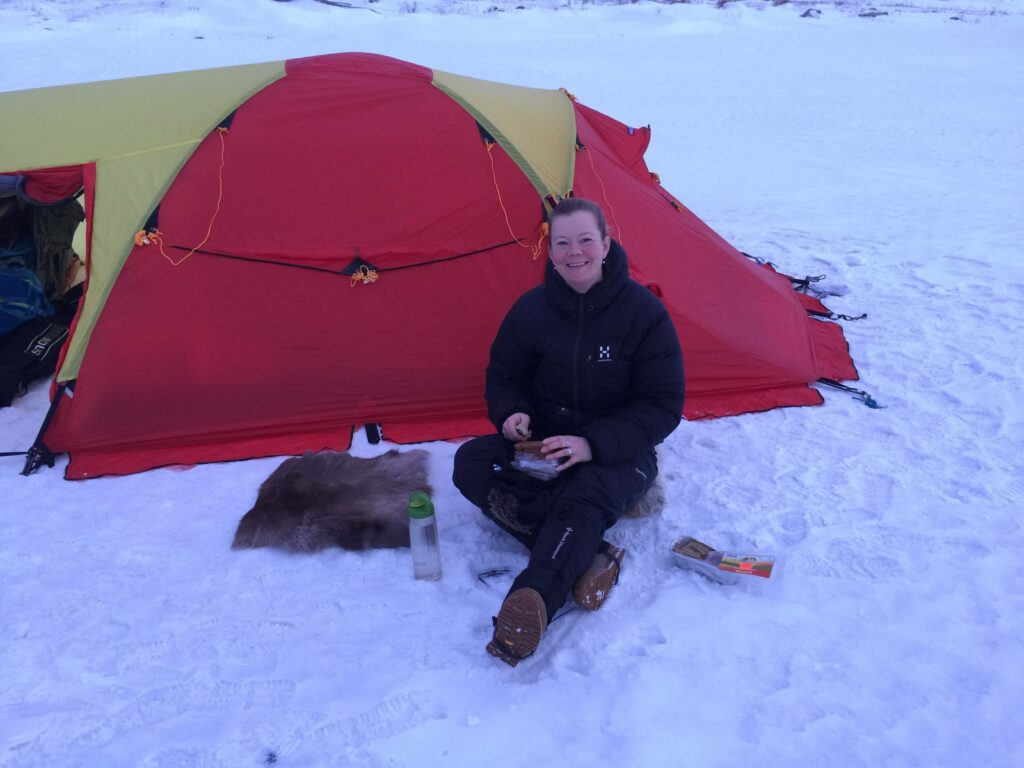 Grønland ACT Hundesøen