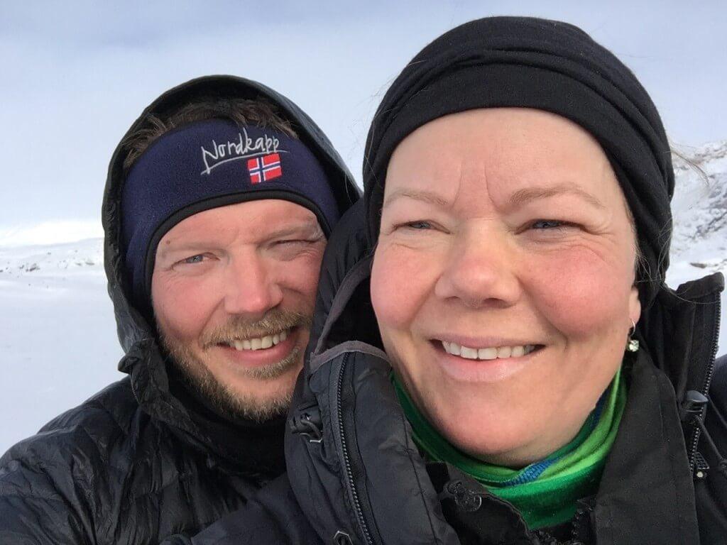 Grønland Vintertur
