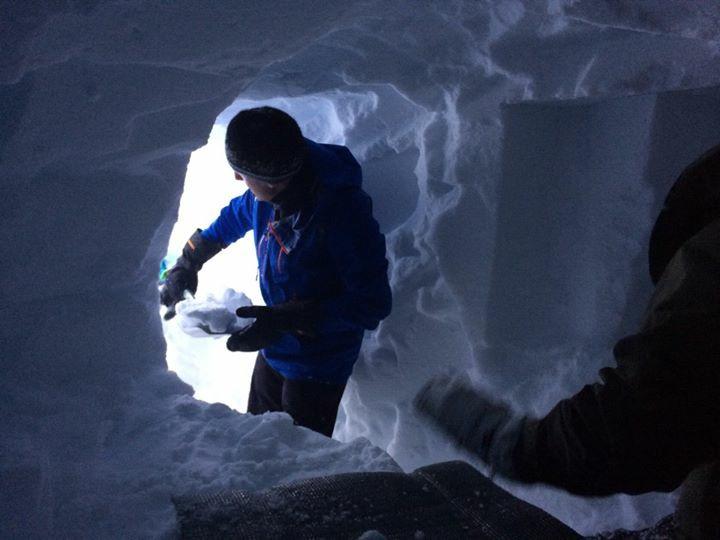 Morten snehule