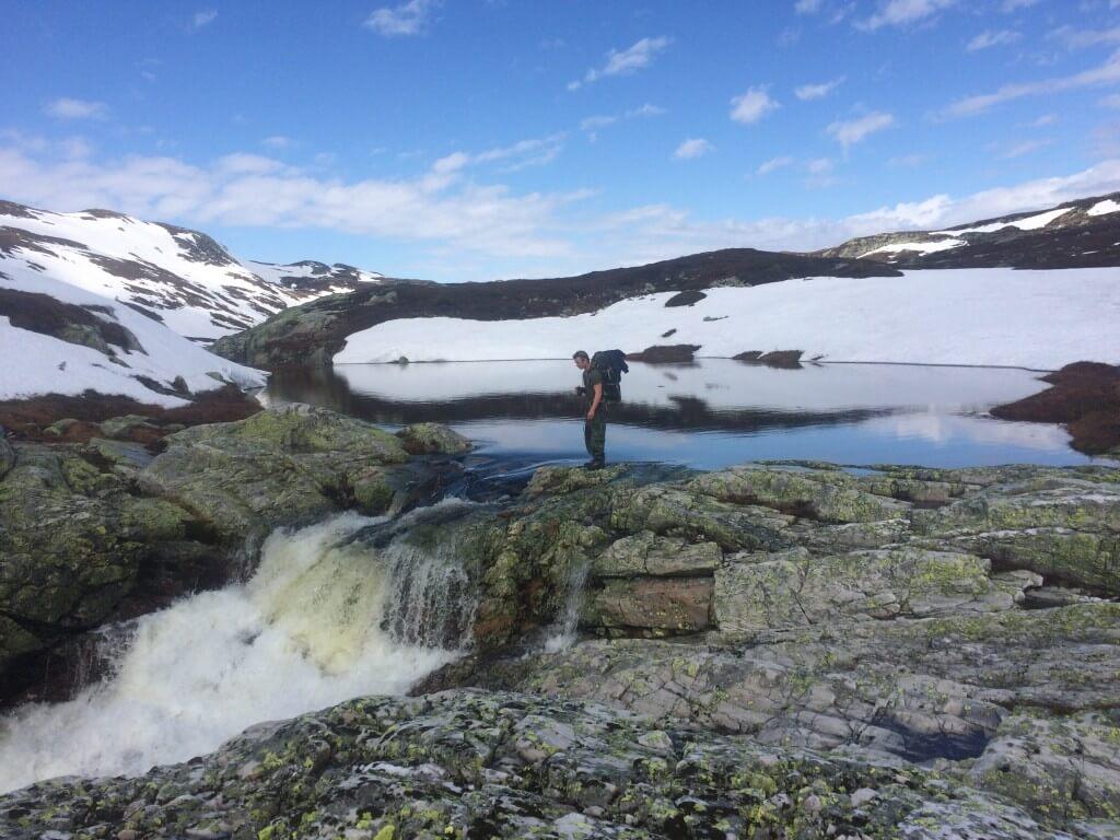 Lifjell-Holmen